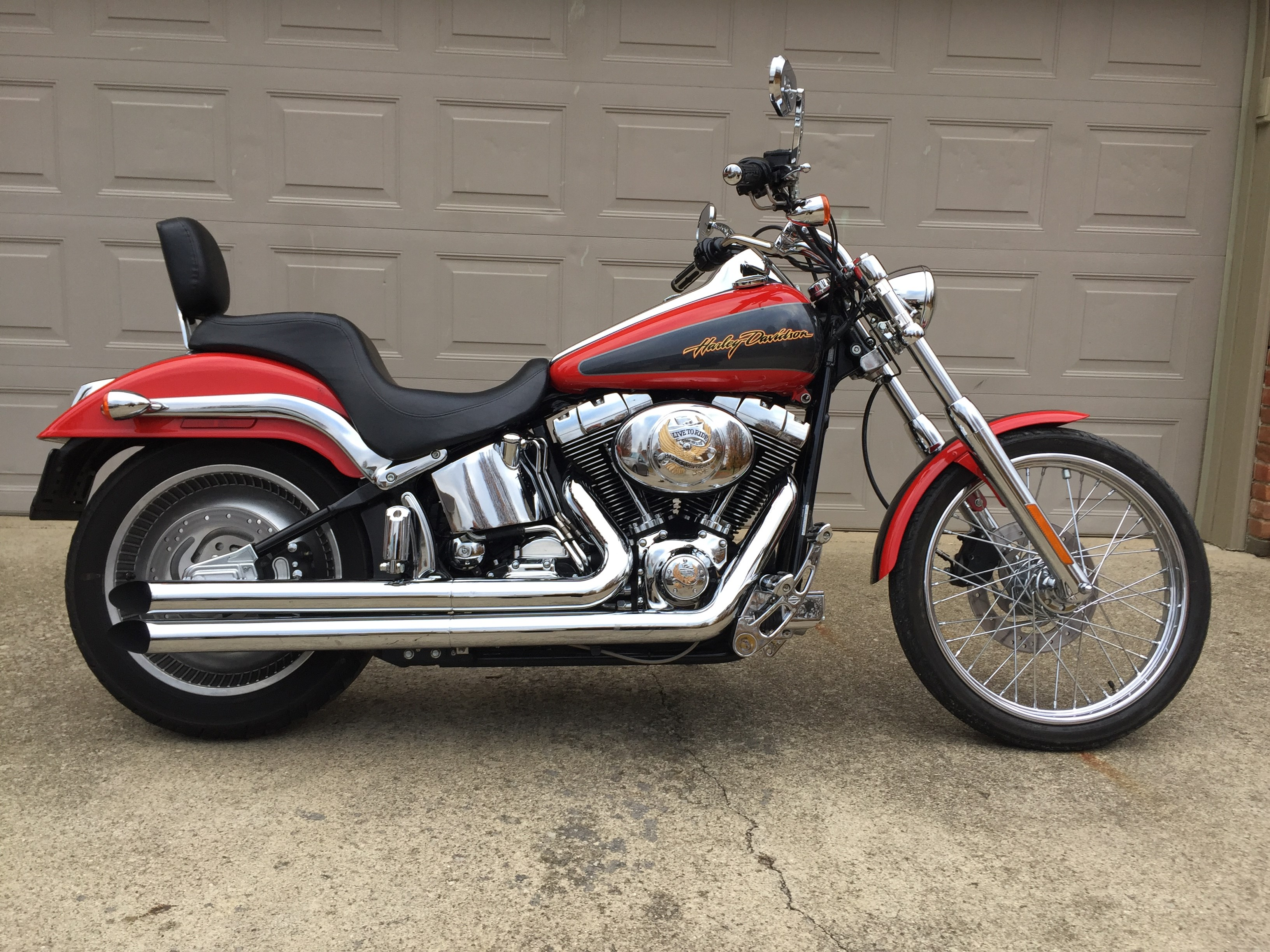 Used Cvo Street Glide For Sale Texas >> All New & Used Harley-Davidson® Softail Deuce™ For Sale (104 Bikes, Page 1) | ChopperExchange