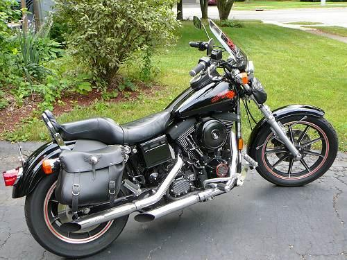 Used Tires Columbus Ohio >> 1991 Harley-Davidson® FXDB Sturgis™ (black), Columbus, Ohio (51468) | ChopperExchange
