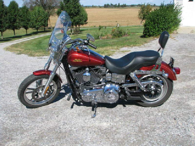 Dyna For Sale San Marcos Ca >> 2009 Harley-Davidson® FXDL Dyna® Low Rider® (Red Hot Sunglow), Salem, Kentucky (495351 ...