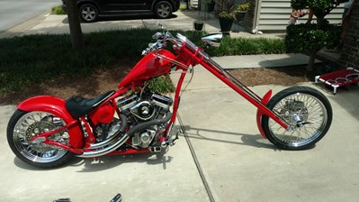 Used 2007 Big Bear Choppers Merc Softail