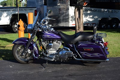 Used 2002 Harley-Davidson® Screamin' Eagle® Road King®