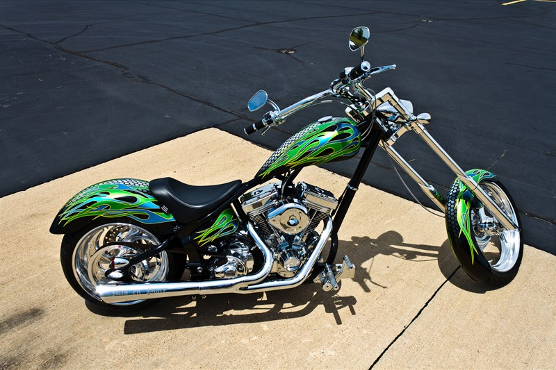 Photo of a 2013 Orange County Choppers (OCC)  Original