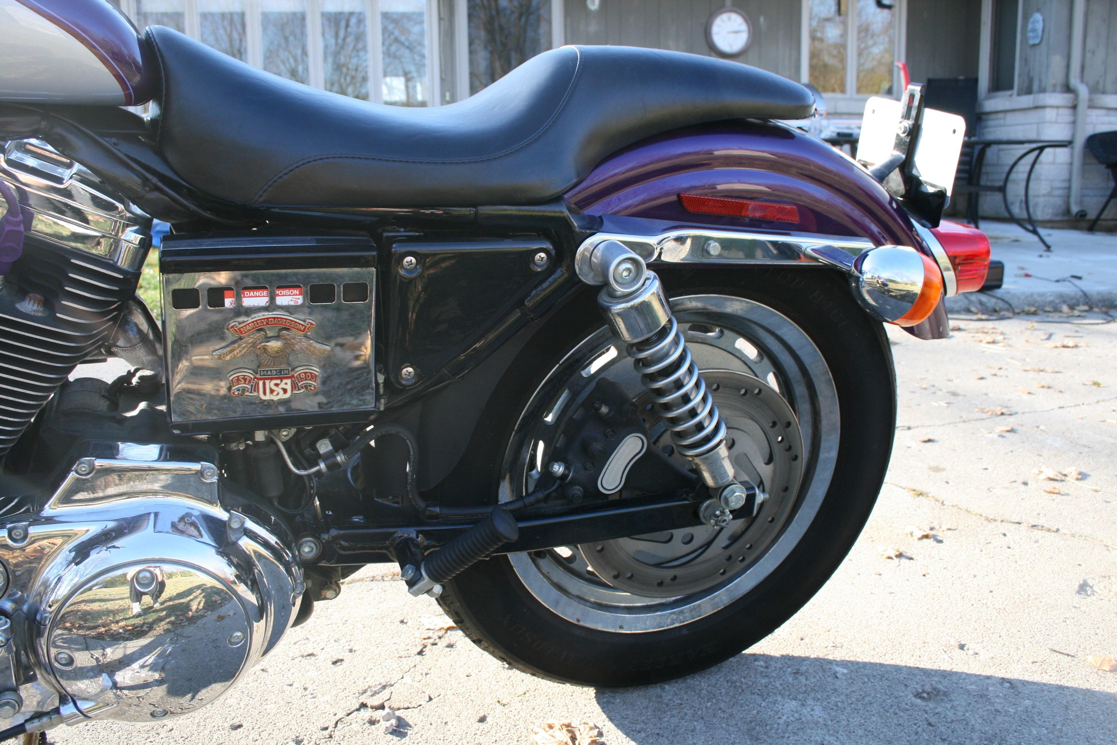 Richmond Indiana Harley Davidson Dealer