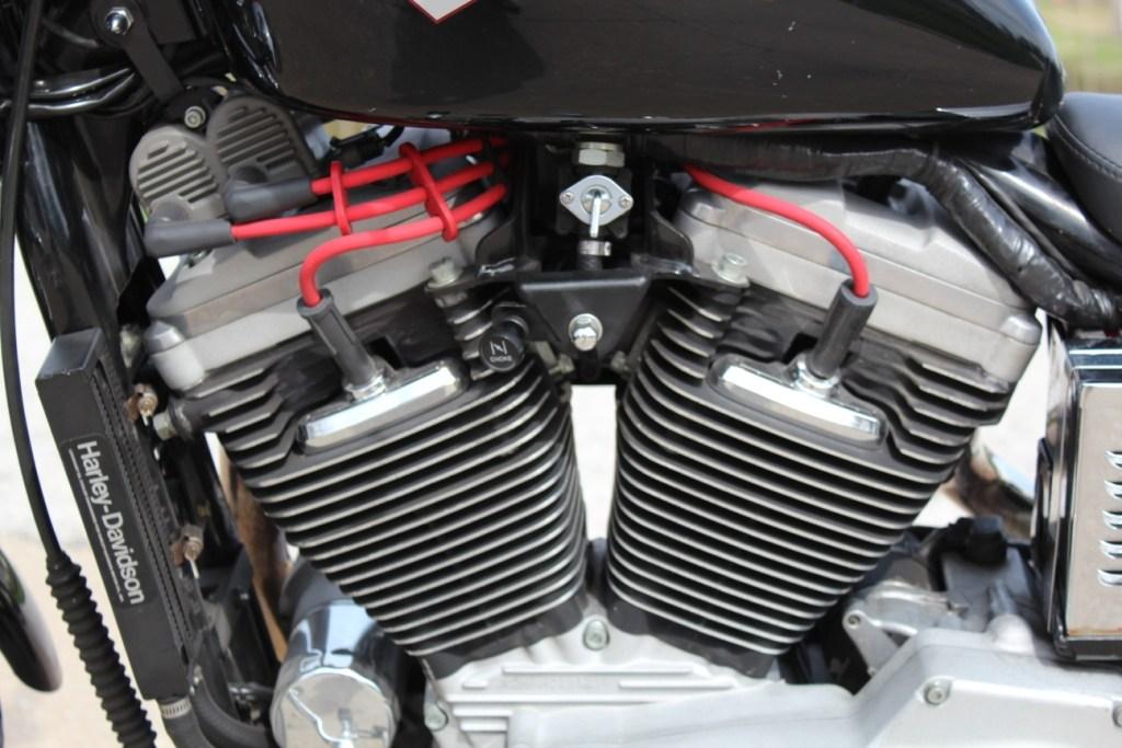 1998 Harley-Davidson® XL1200S Sportster®1200 Sport (Black), Fayette, Missouri (359594 ...