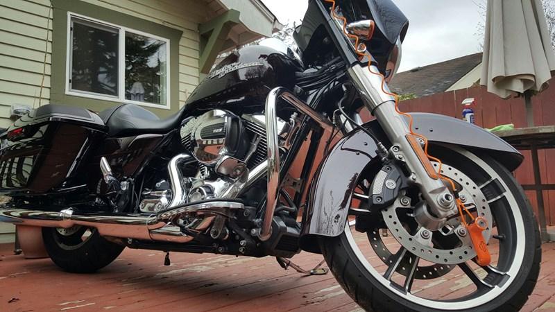 2017 Harley Dealer Washington >> 2014 Harley-Davidson® FLHXS Street Glide® Special (Blackened Cayenne Sunglo), Seattle ...