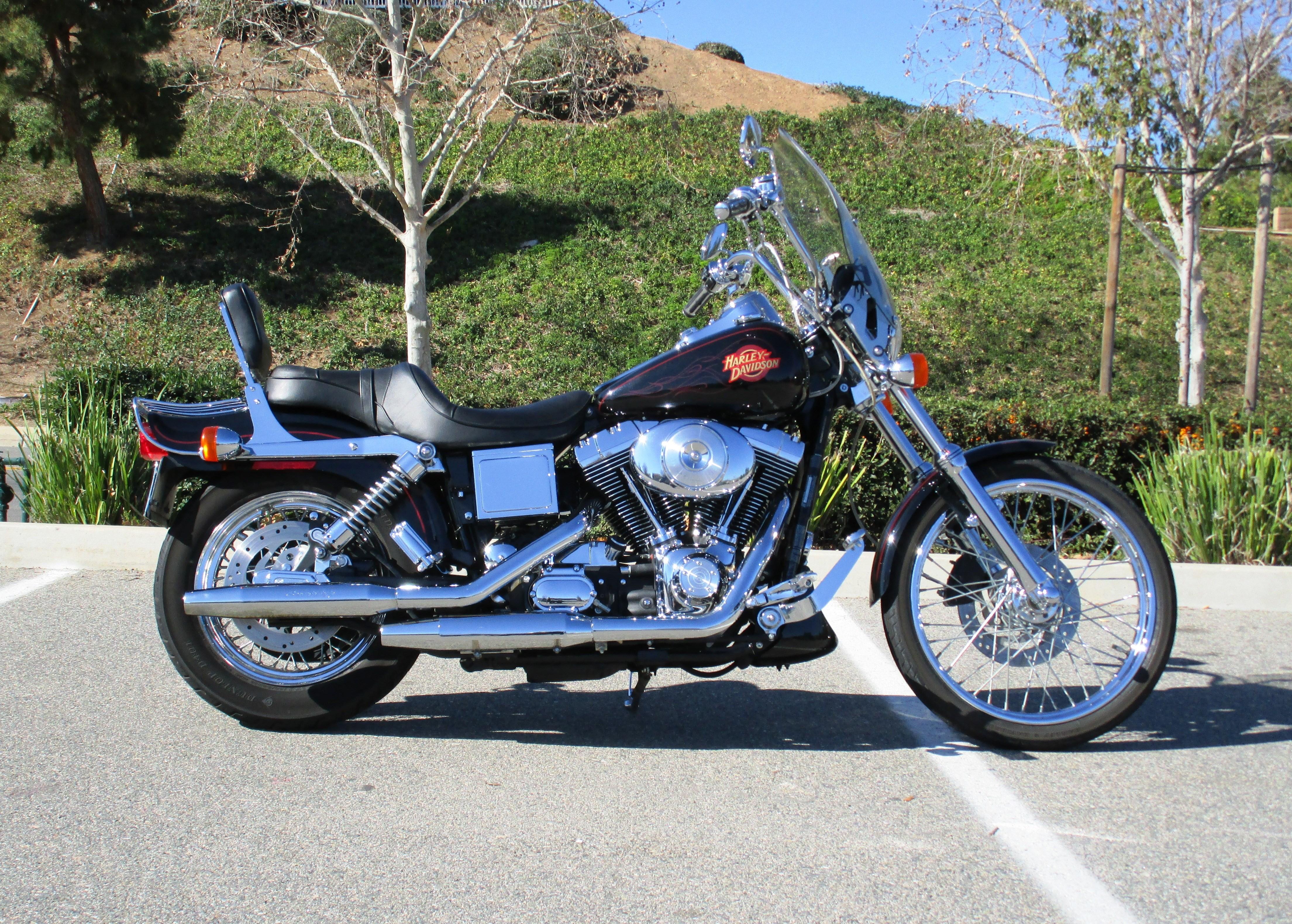 Harley Davidson Chico Ca >> 2001 Harley-Davidson® FXDWG Dyna Wide Glide® (Black ...