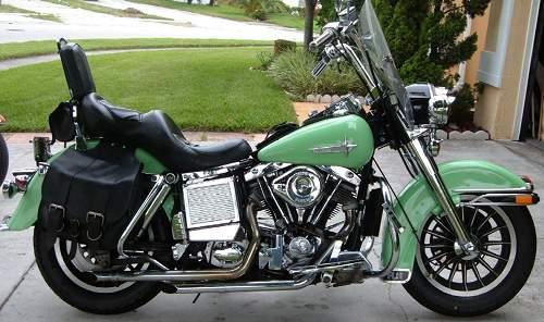 1984 Harley
