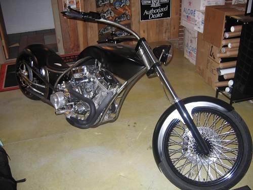 2006 Independent Cycle East (I.C.E.) Custom – $29000