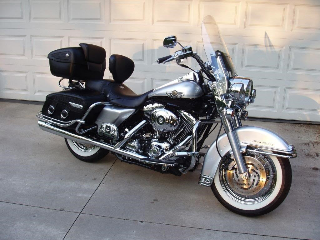 All new used harley davidson touring road king classic for sale 315 bikes page 1 chopperexchange