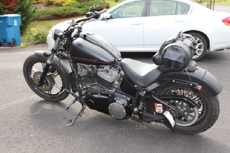Harley Davidson Black Mountain Nc