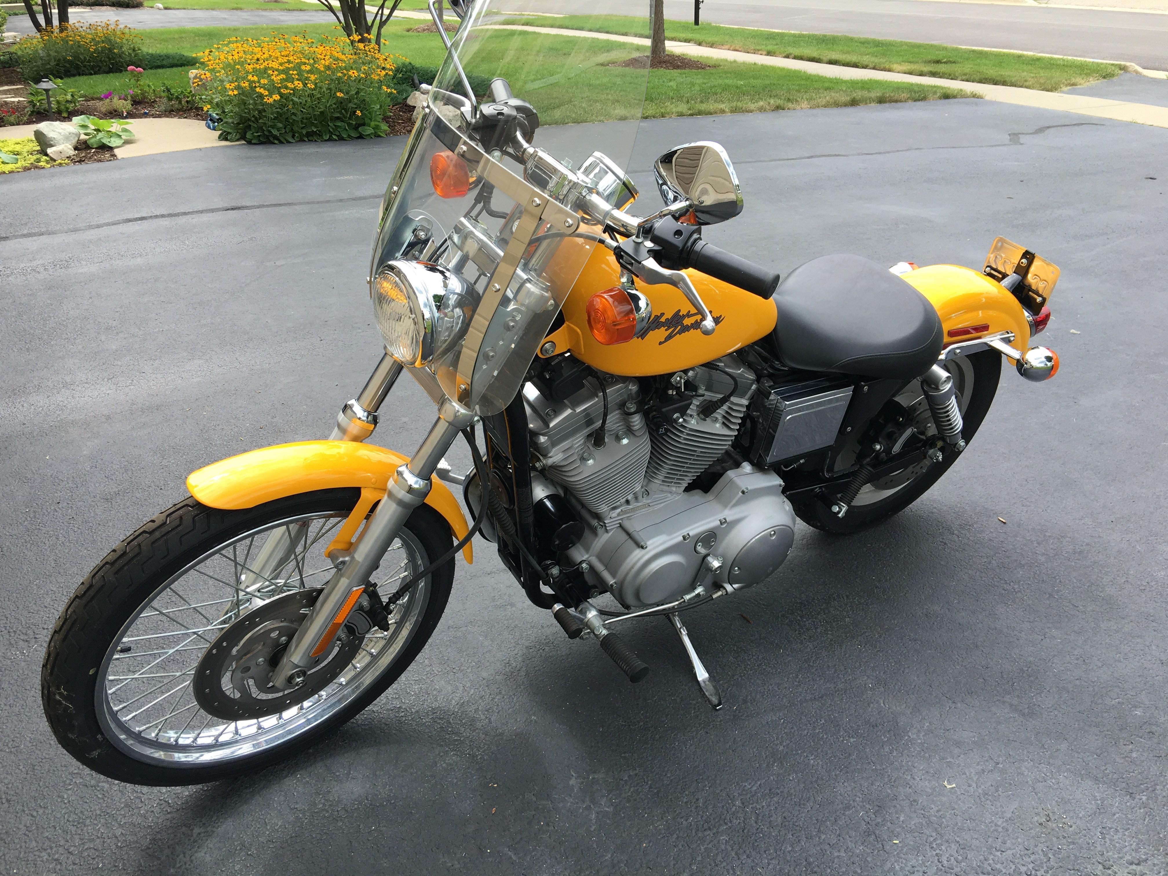 Harley Davidson Sportster  Custom Price