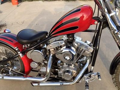 Used 2007 Titan Fat Bobber