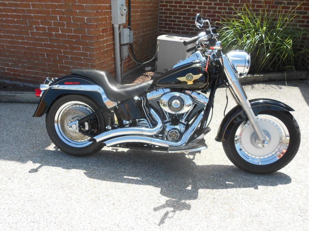 2005 Harley-Davidson® FLSTFIAE Fat Boy® 15th Anniversary Edition – $9400