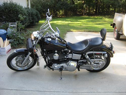 Harley Dyna For Sale Atlanta Ga >> 2000 Harley-Davidson® FXDL Dyna® Low Rider (Black), ATLANTA, Georgia (126390)   ChopperExchange