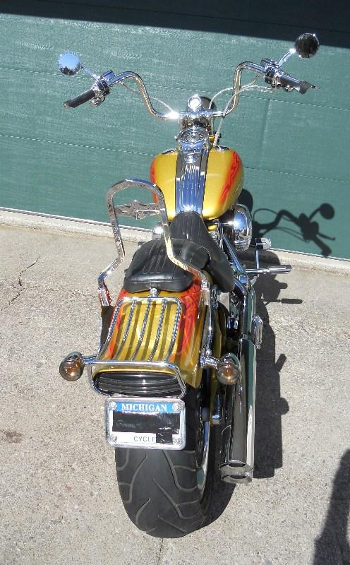 2007 Harley Davidson Fxstsse Screamin 39 Eagle Softail