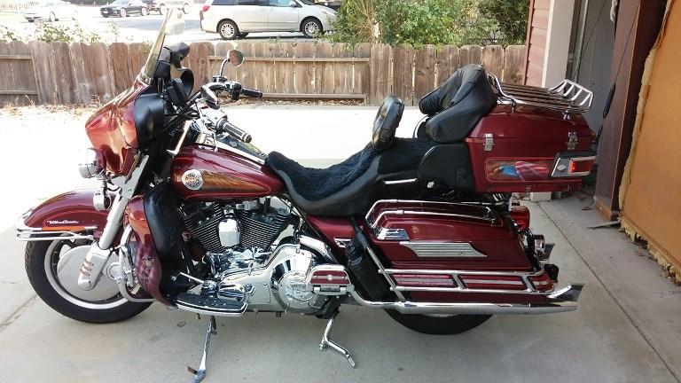 2000 Harley DavidsonR FLHTCU I Electra GlideR Ultra