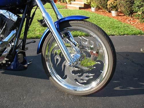 2002 Harley Davidson 174 Fxstd I Softail 174 Deuce Custom