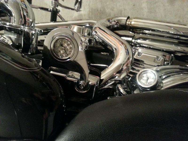 Harley Davidson Softail For Sale Tacoma Wa >> 2006 Harley-Davidson® FXSTD/I Softail® Deuce™ (Vivid Black), Tacoma, Washington (446420 ...