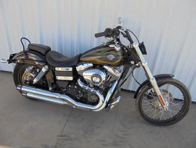 Used 2015 Harley-Davidson® Dyna® Wide Glide®