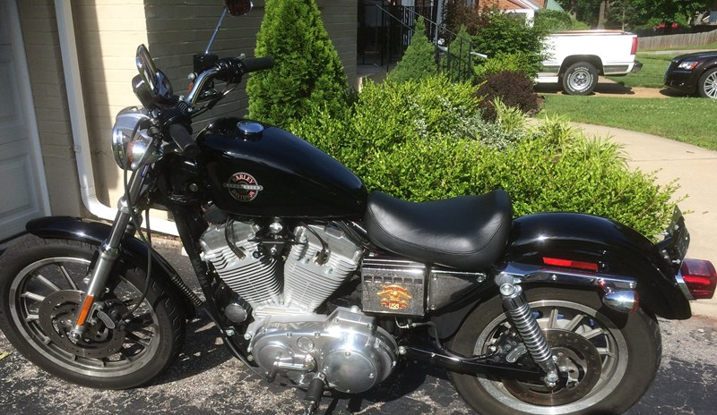 Photo of a 2002 Harley-Davidson® XLH-883 Sportster® 883