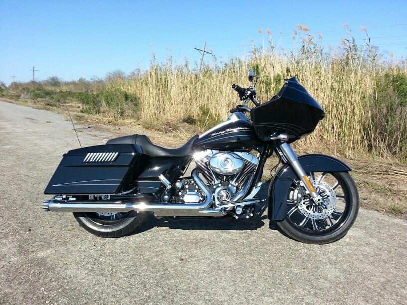 2012 Harley Davidson 174 Fltrx Road Glide 174 Custom Vivid