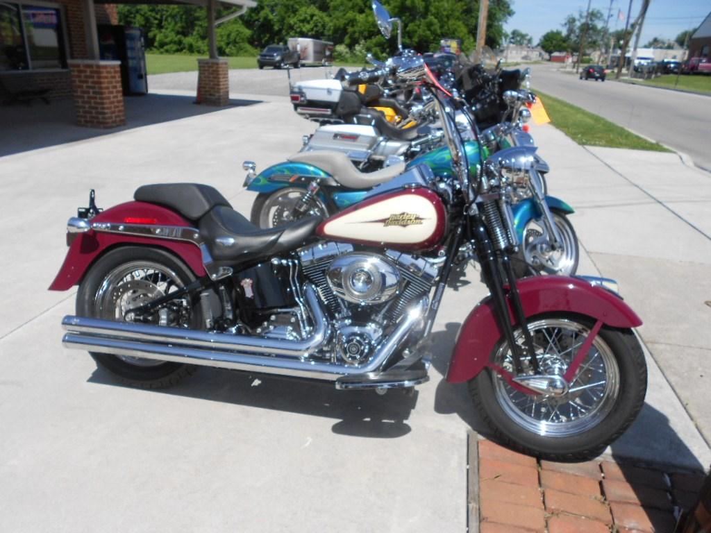 2007 Harley-Davidson® FLSTSC Softail®  Springer® Classic – $11900