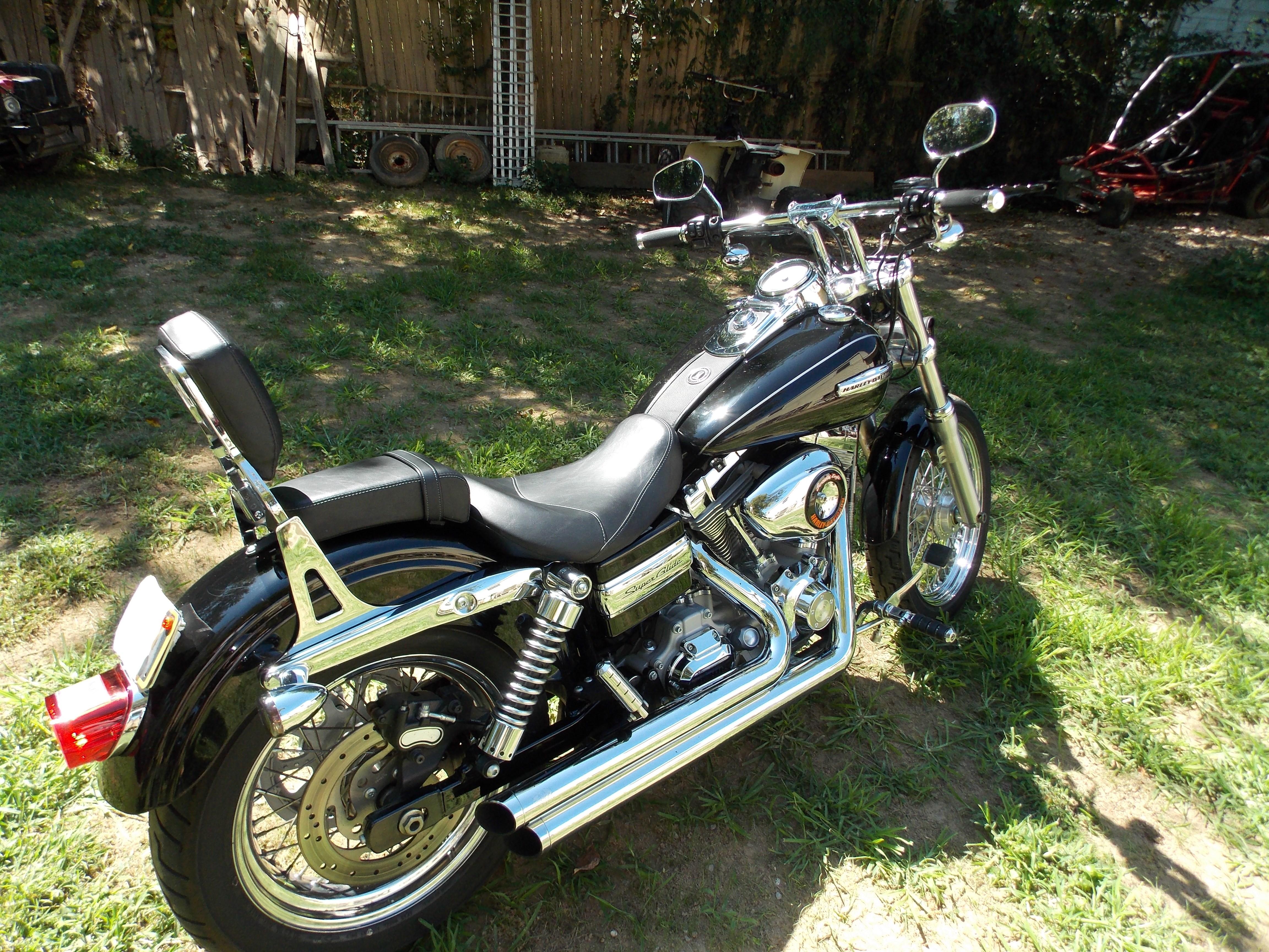 2016 Harley Dealer Newark De >> 2009 Harley-Davidson® FXDC Dyna® Super Glide® Custom (Black), Newark, Delaware (662223 ...