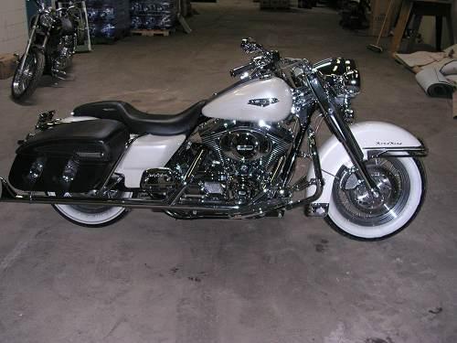2002 Harley Davidson 174 Flhrc I Road King 174 Classic Cadillac