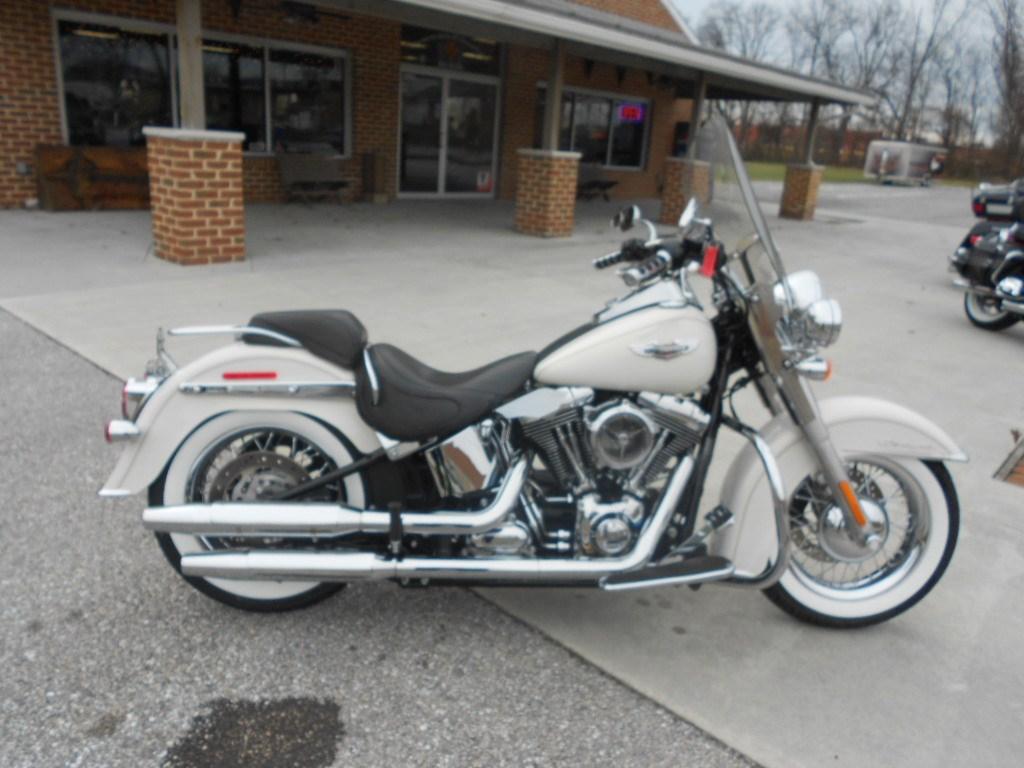 2015 Harley-Davidson® FLSTN Softail® Deluxe – $15500