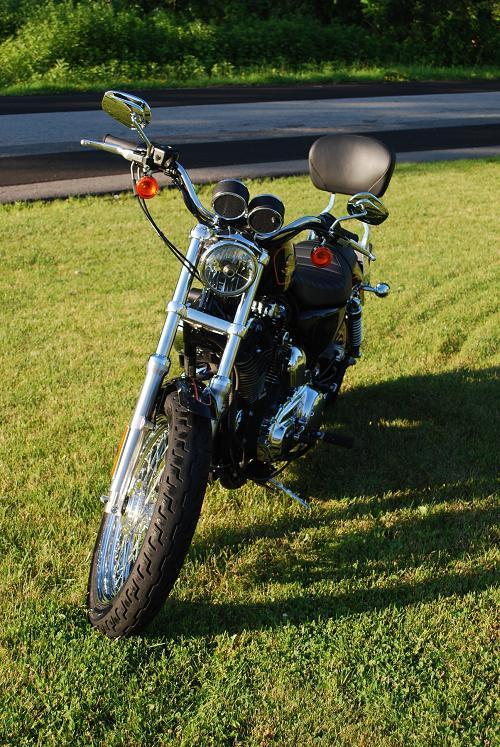 Harley Davidson Th Anniversary Bike Cover