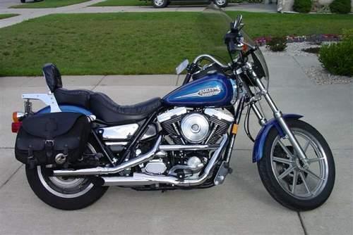 1992 Harley Davidson 174 Fxrs Conv Low Rider 174 Convertible
