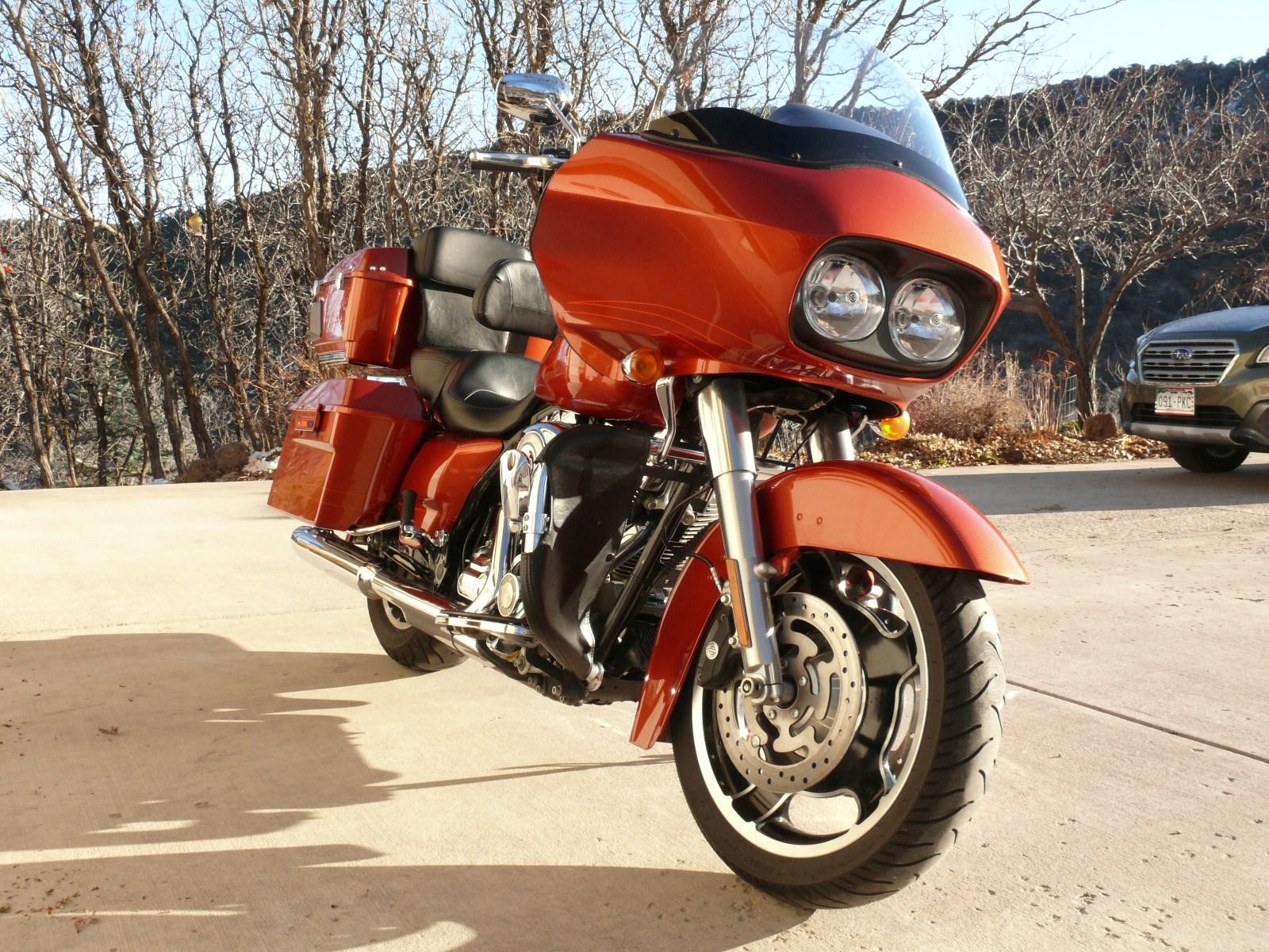 Harley Davidson Chico Ca >> 2011 Harley-Davidson® FLTRX Road Glide® Custom (Sedona ...