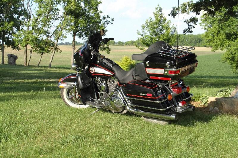 1989 Harley Davidson 174 Flhtcu Ultra Classic 174 Electra Glide