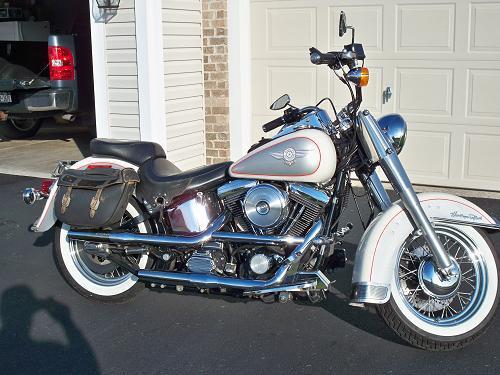 Harley Davidson Flstn