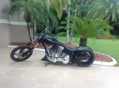 Used 2004 Big Bear Choppers Venom Chopper