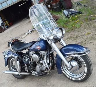 Used 1959 Harley-Davidson® Duo-Glide Super Sport Solo