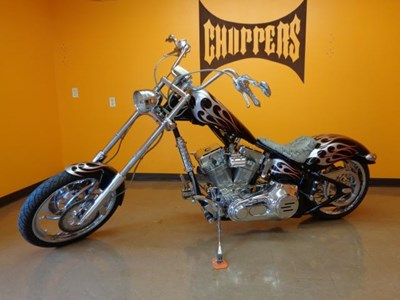 Used 2003 Vengeance Raider