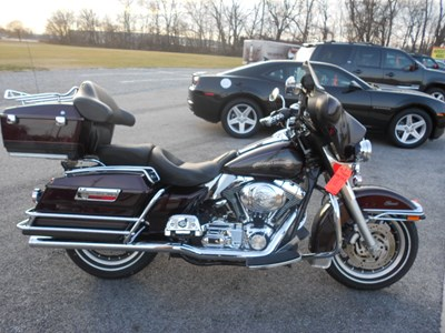 Used 2006 Harley-Davidson® Electra Glide® Classic