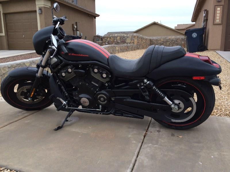 2011 Harley-Davidson VRSCDX Night Rod Special (Black ...