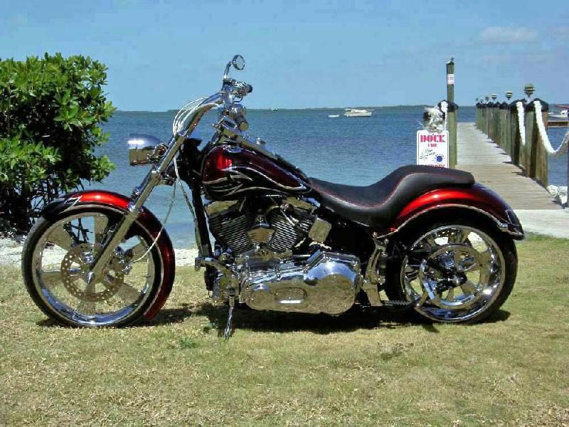 Harley Davidson Softail Standard Fsxt Headlight