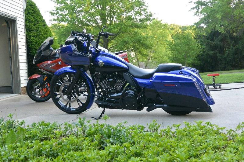 Harley Cvo Motorcycles For Sale Woodstock Ga >> 2012 Harley-Davidson® FLTRXSE CVO™ Road Glide® Custom (Blue), Fallston, Maryland (460511 ...
