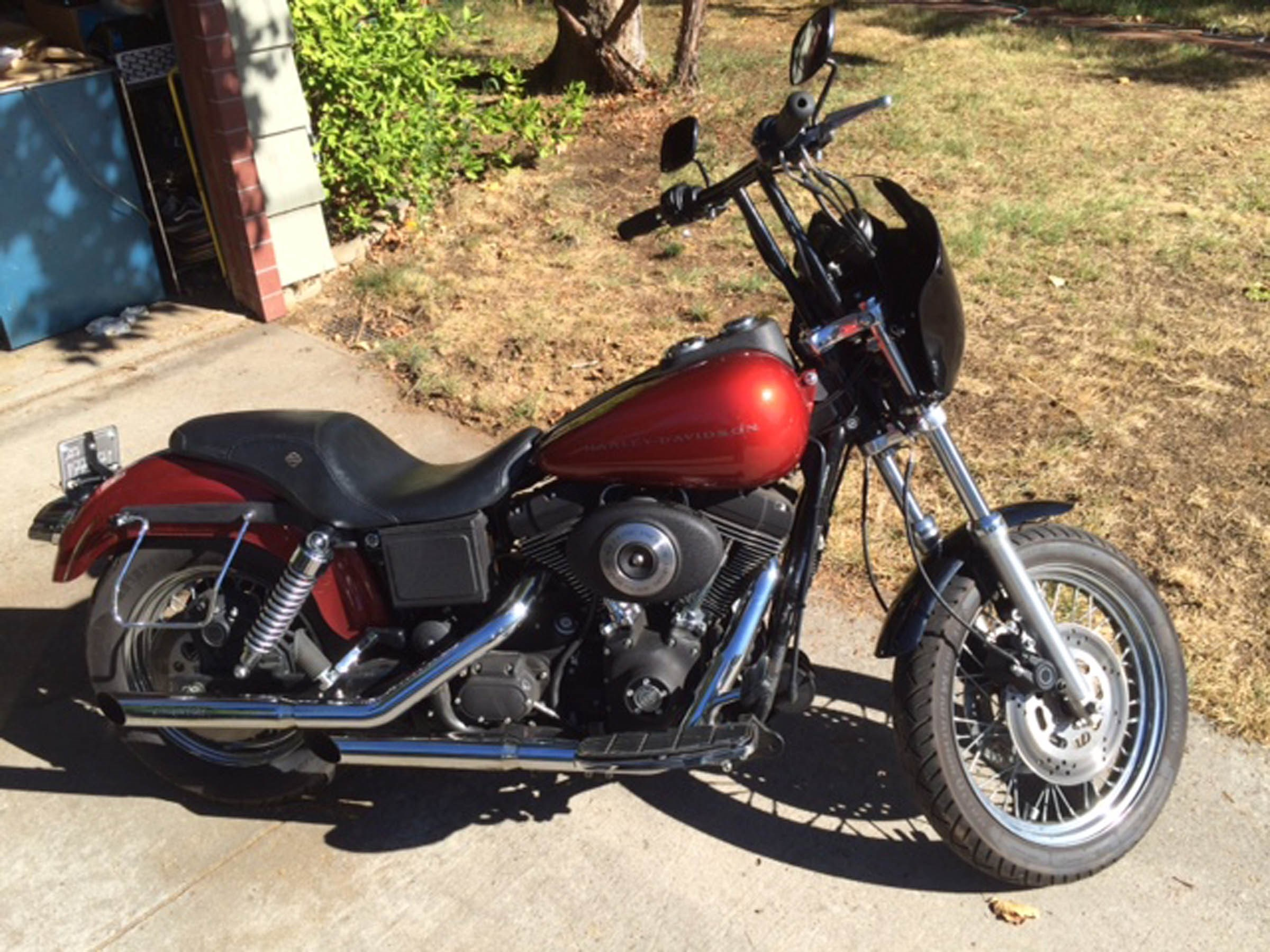 New Harley Davidson Dyna Motorcycles For Sale For Sale California >> 1999 Harley-Davidson® FXDX Dyna® Super Glide® Sport (Red Earth), Auburn , California (490109 ...