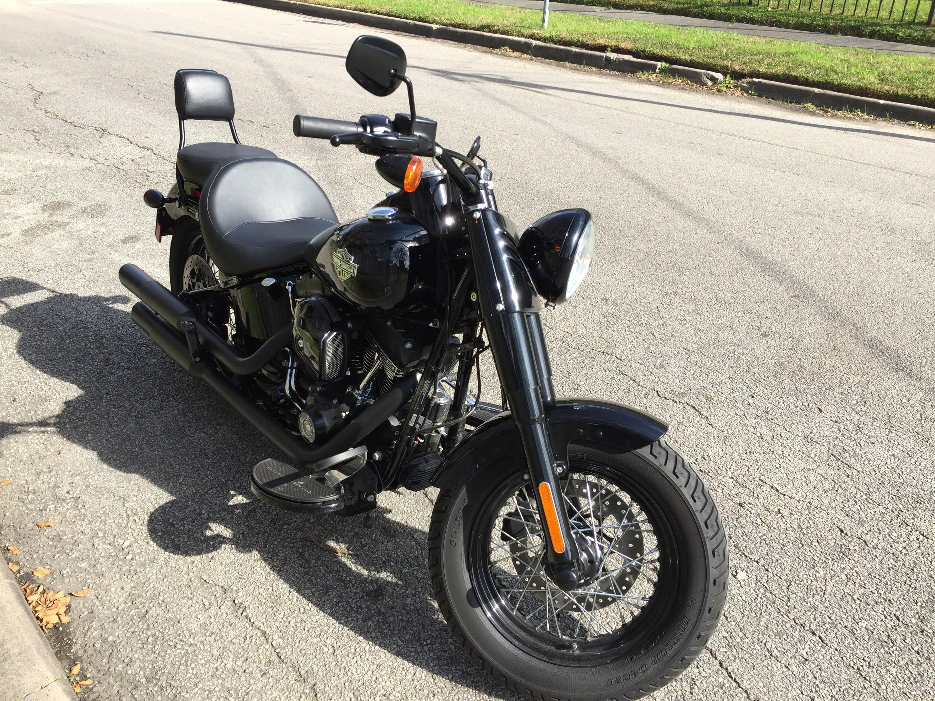 Harley Davidson Chico Ca >> 2016 Harley-Davidson® FLS Softail® Slim® S (Black ...