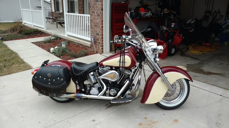 Photo of a 2000 Indian®  Chief