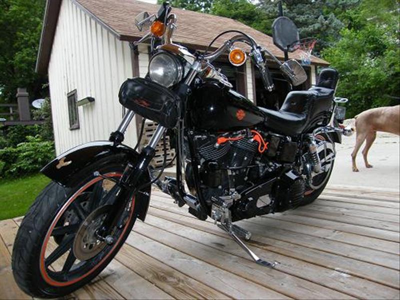 Photo of a 1982 Harley-Davidson® FXB Sturgis