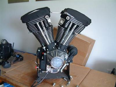 Photo of a HARLEY EVO SOFTAIL NIGHTTRAIN DRIVETRAIN COMBO
