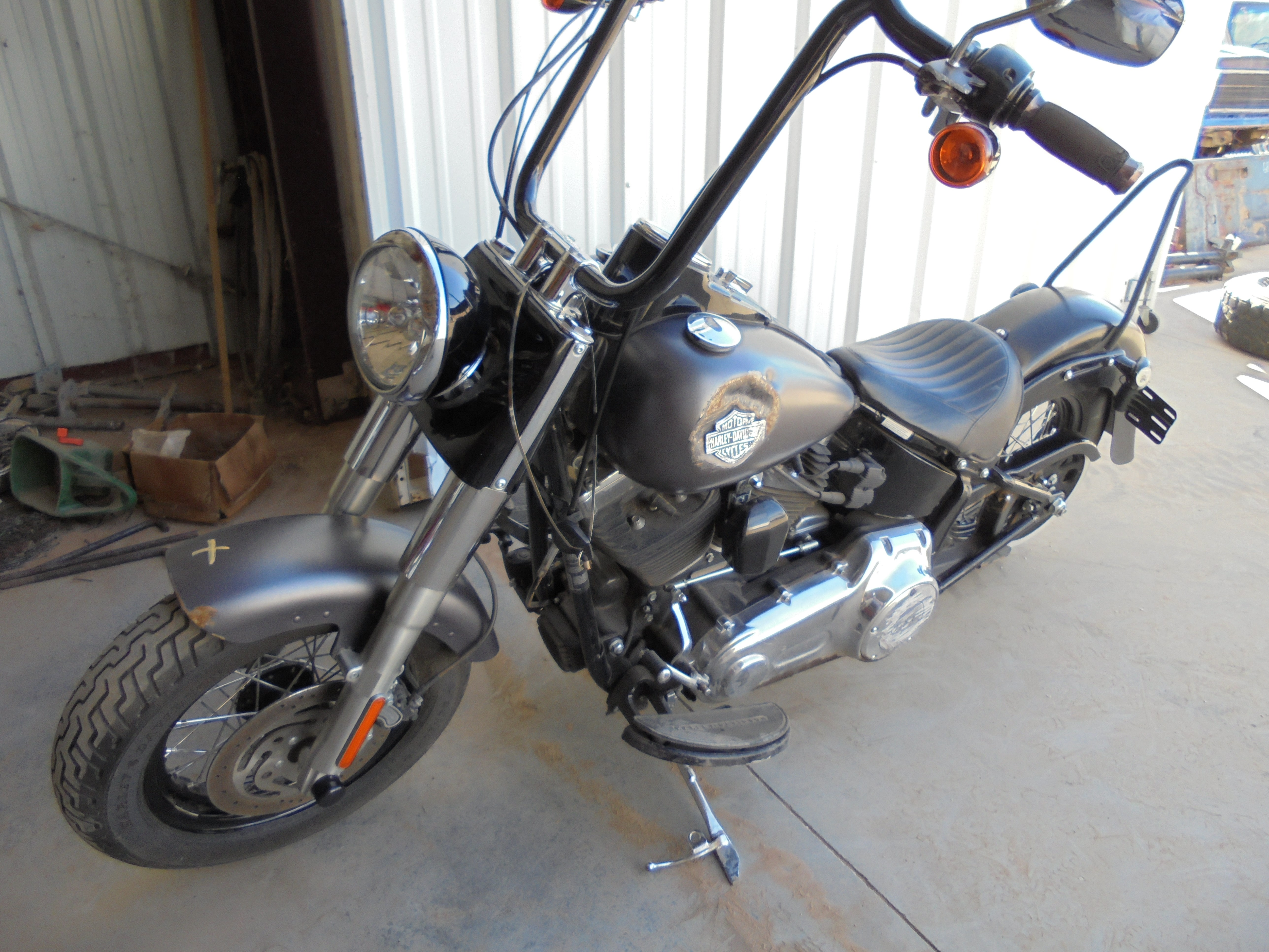 Harley Davidson Outer Primary Softail Slim