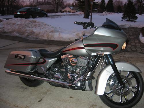 Photo of a 2008 Harley-Davidson® FLTR Road Glide®