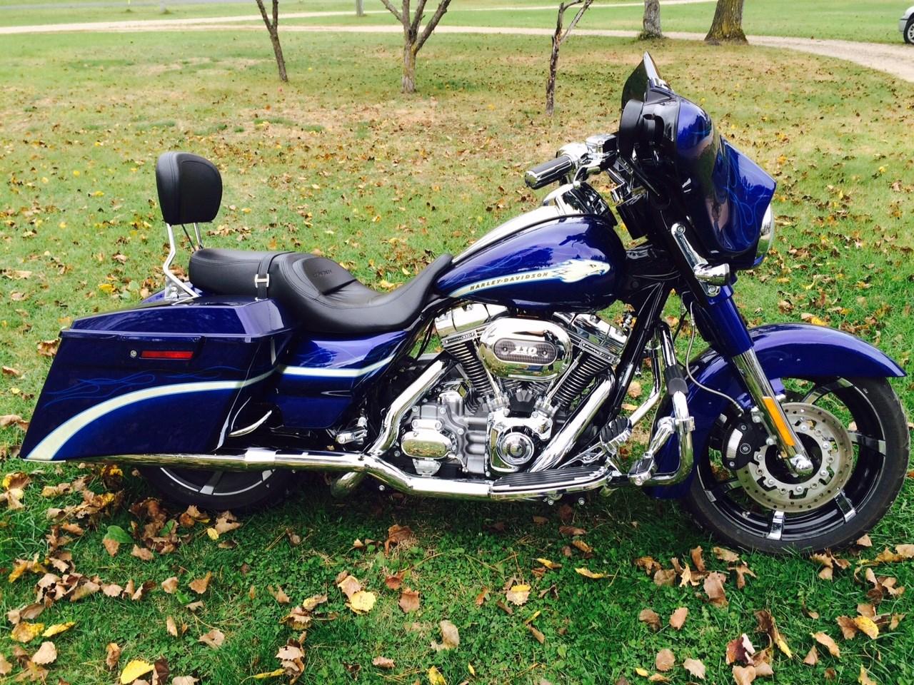 Gladstone Harley Davidson Sale