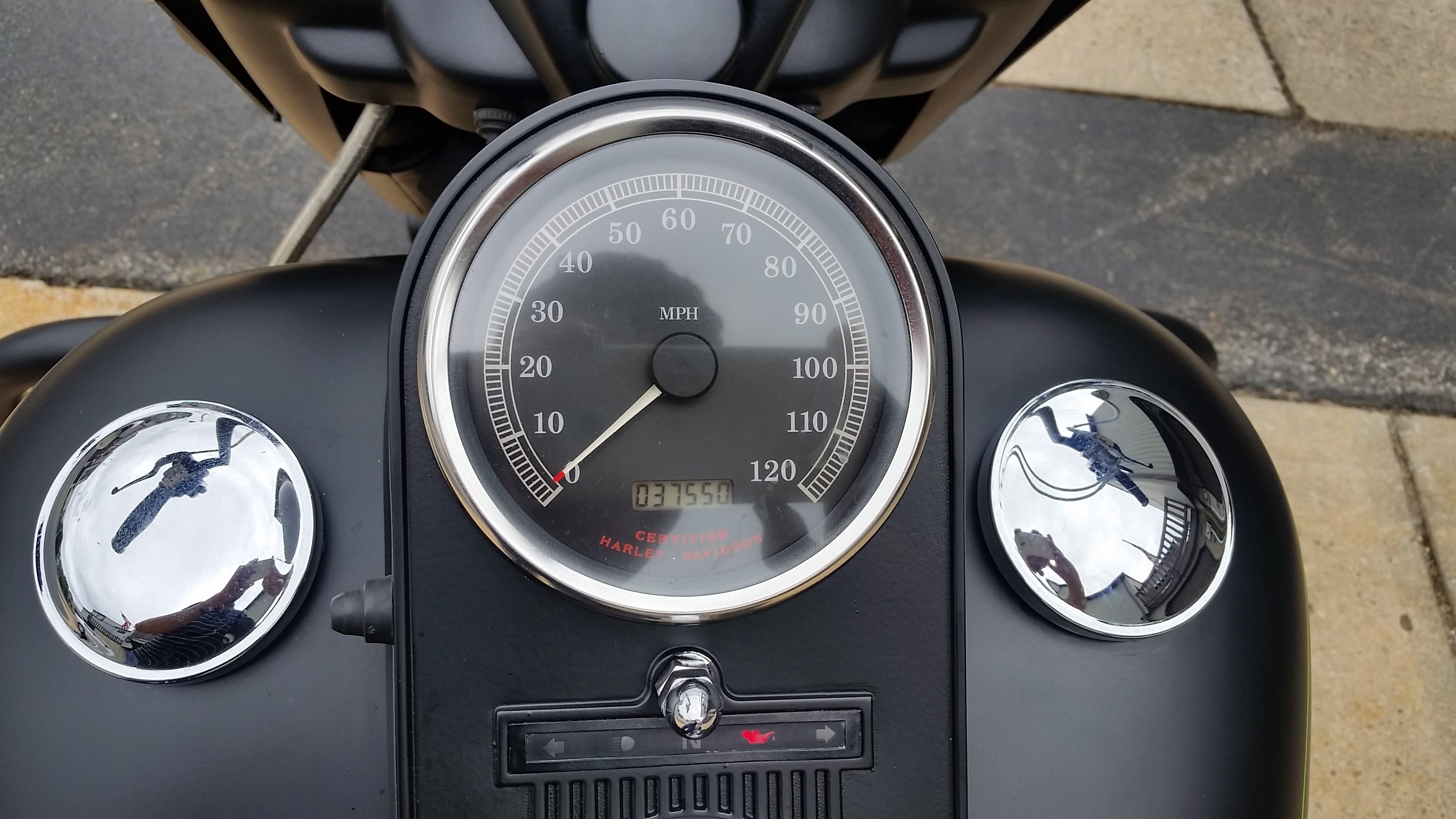 2001 Harley Davidson 174 Flhr I Road King 174 Black Old